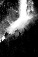 Bridal Veil, Yosemite Valley, California